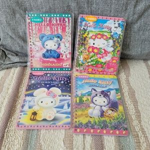 Exclusive Hello Kitty Notebook from Japan